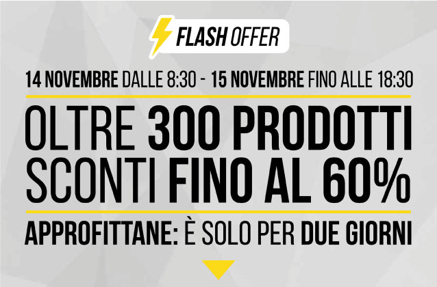 Offerta Flash Galletti GeC